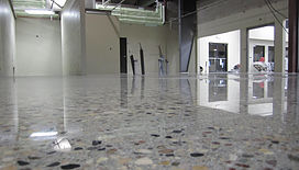 Polished Concrete Foors